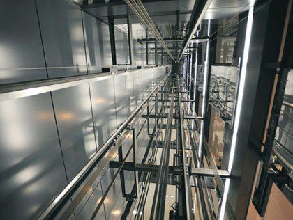 اجزای اصلی تشکیل دهنده آسانسور کامل -پکیج آسانسور