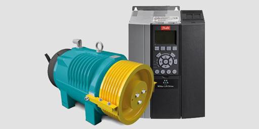 کاربرد اینورتر در راهاندازی و کنترل موتورهای گیرلس