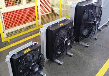 سیستم خنک کننده روغن آسانسورهای هیدرولیکی