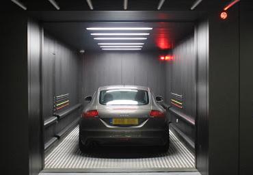 آسانسور خودروبر یا آسانسور ماشین بر