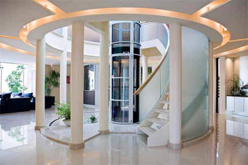 طراحی خاص آسانسور