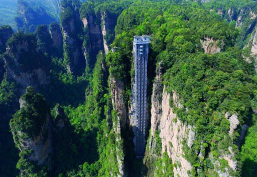 آسانسور بیلانگ چین