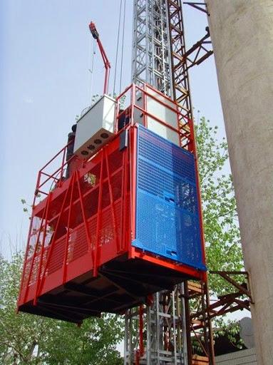 آسانسور صنعتی ایده آل
