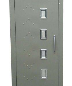 درب لولایی آسانسور