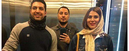 تصور فضای بیشتر با آینه در آسانسور
