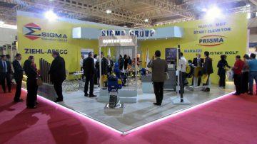 سیگما و چهارمین نمایشگاه صنعت آسانسور