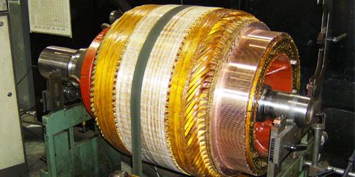 تیونینگ موتور گیرلس آسانسور